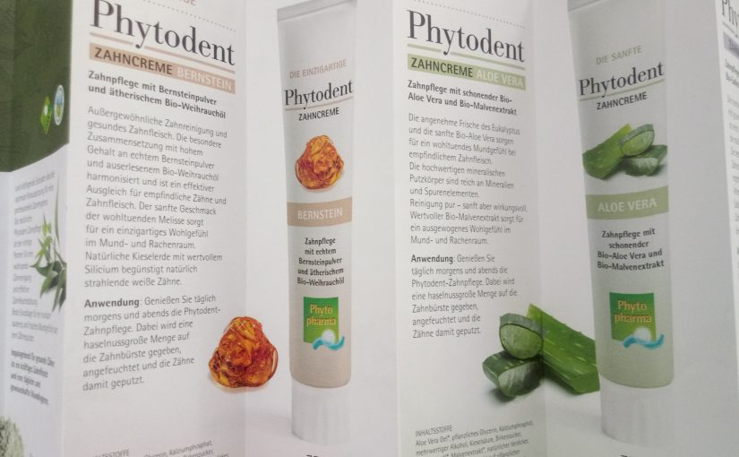 Phytodent Zahnpflege